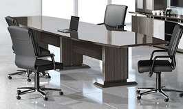 8ft - 16ft Modern Designer Conference Room Table