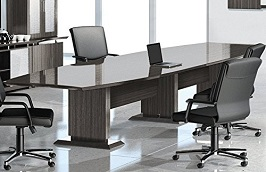 8ft - 16ft Modern Designer Conference Room Table 2