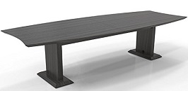 8ft - 16ft Modern Designer Conference Room Table 3