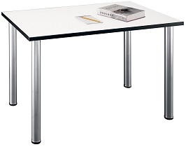 BUSH BUSINESS FURNITURE Aspen Rectangle Table 2