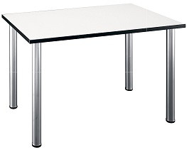 BUSH BUSINESS FURNITURE Aspen Rectangle Table