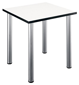 BUSH BUSINESS FURNITURE Aspen Square Table