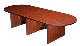 Heres All You Need To Know About A Conference Table Because - Round conference table for 10