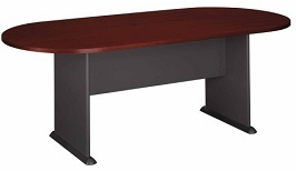 Bush Furniture Racetrack Conference Table 2