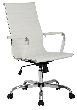 Elecwish Adjustable Office Executive Swivel Chair 3