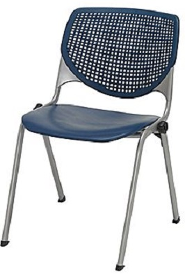 KFI Seating KOOL Series Polypropylene Stack Chair 2