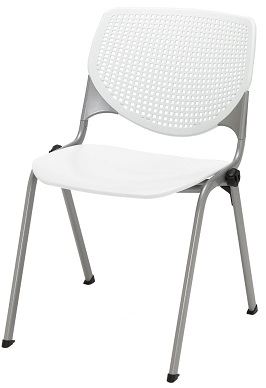 KFI Seating KOOL Series Polypropylene Stack Chair