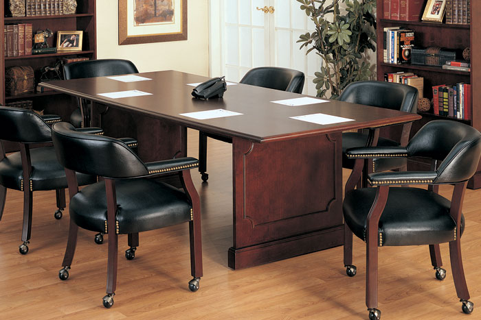 Leather Conference Room Chairs