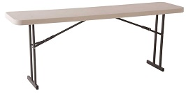 Lifetime 80177 Folding Conference Table