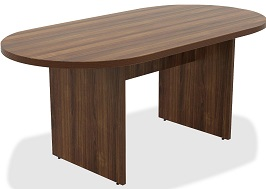 Lorell Oval Conference Table 3