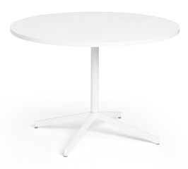 Poppin Touchpoint Meeting Table, 42