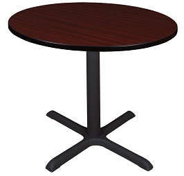 Regency Cain 42-Inch Round Breakroom Table