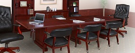 Regency Prestige 144-Inch Modular Conference Table 3