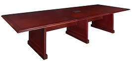 Regency Prestige 144-Inch Modular Conference Table