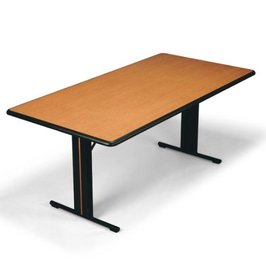 Rectangular conference room tables