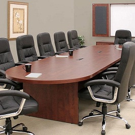 12FT - 26FT Large Conference Room Table