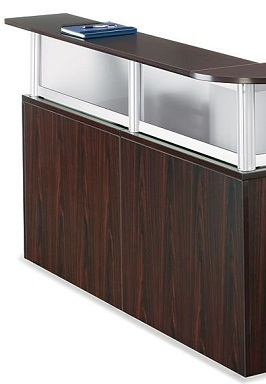 Officient Neoterik L-shaped Reception Desk 3