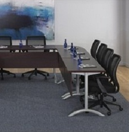 QSP U Shape Modular Training Conference Table 3