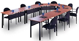 All That You Wanted To Know About The Best U Shaped Conference Table - U shaped conference table