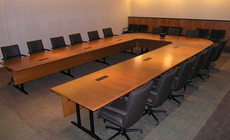 U Shaped Conference Table