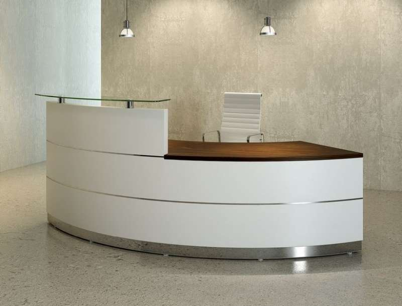 Is It Time You Got A Reception Desk For Your Office Lounge