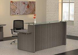 Modern Reception Desk, Receptionist Station Office Room Furniture