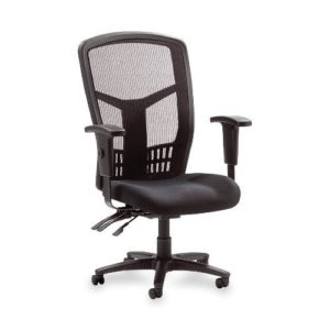Lorell executive high back chair - our review