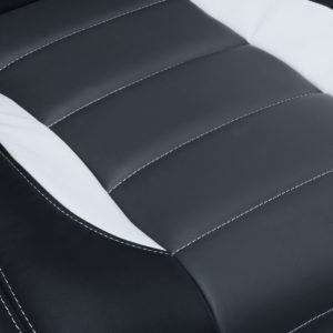 Giantex Pu Leather Executive Racing Style Bucket Seat Chair Sporty