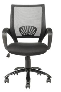 Mid Back Mesh Ergonomic Computer Desk Office Chair O12 front