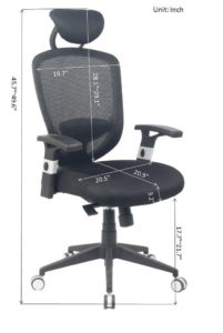 best quality office chairs under 200