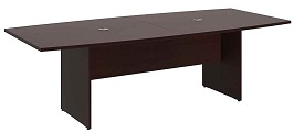 8 Boat Shaped Conference Table 3