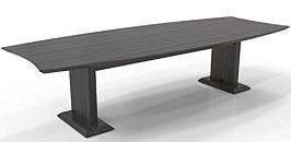 8ft - 16ft Modern Designer Conference Room Table 3