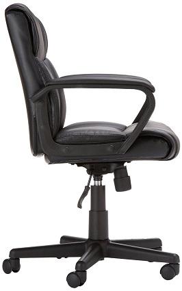 AmazonBasics Mid-Back Office Chair 3