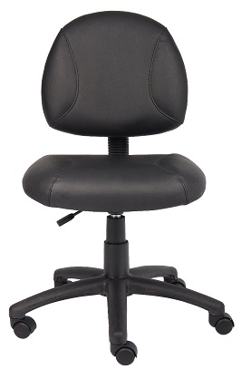 Boss Leather Plus Posture Task Chai 3