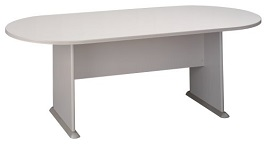 Bush Furniture Racetrack Conference Table 3