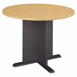 Bush - Round Conference Table