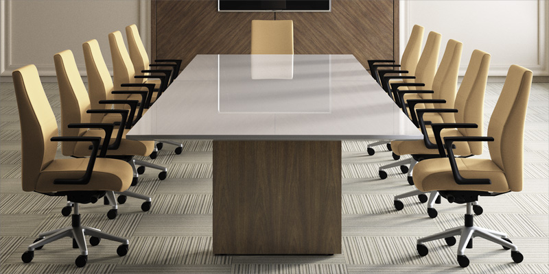 Conference room chairs with wheels