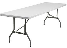 Flash Furniture Granite Plastic Folding Table