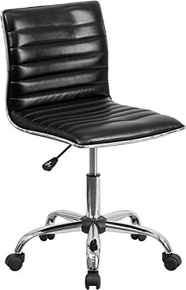 Flash Furniture Mid-Back Armless