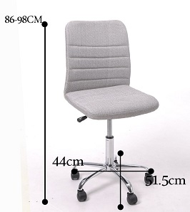 GreenForest Comfortable Home Desk Chair 2