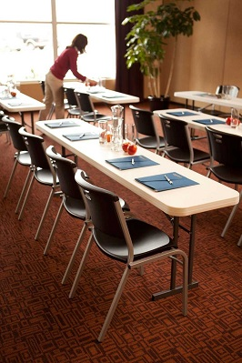 Lifetime 80177 Folding Conference Table 2