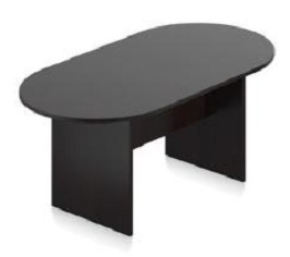 Offices to Go Superior Laminate Oval Conference Table 3