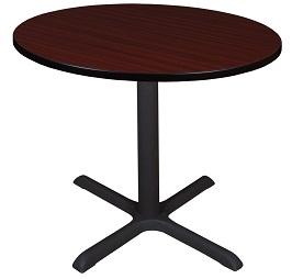 Regency Cain 42-Inch Round Breakroom Table