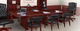 Regency Prestige 144-Inch Modular Conference Table 3