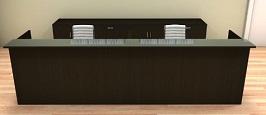 2pc-12-feet-modern-glass-counter-reception-desk