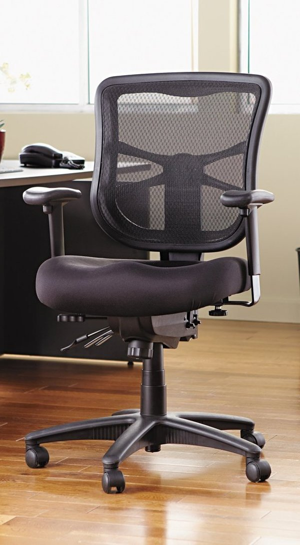 Alera elusion chair review