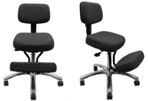 How wor office chair kneeling below 300