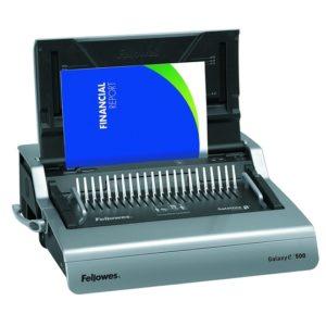 best electric comb binding machine